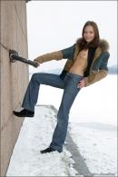 Vika in Postcard From St. Petersburg gallery from MPLSTUDIOS by Alexander Fedorov - #11
