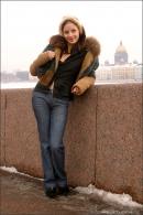 Vika in Postcard From St. Petersburg gallery from MPLSTUDIOS by Alexander Fedorov - #13