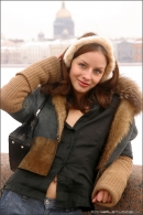 Vika in Postcard From St. Petersburg gallery from MPLSTUDIOS by Alexander Fedorov - #14