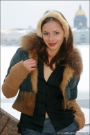Vika in Postcard From St. Petersburg gallery from MPLSTUDIOS by Alexander Fedorov - #16