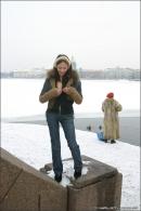 Vika in Postcard From St. Petersburg gallery from MPLSTUDIOS by Alexander Fedorov - #18