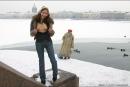 Vika in Postcard From St. Petersburg gallery from MPLSTUDIOS by Alexander Fedorov - #2