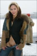 Vika in Postcard From St. Petersburg gallery from MPLSTUDIOS by Alexander Fedorov - #4