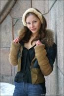 Vika in Postcard From St. Petersburg gallery from MPLSTUDIOS by Alexander Fedorov - #7