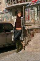 Angela in Postcard From St. Petersburg gallery from MPLSTUDIOS by Alexander Fedorov - #5