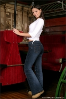 Eve Angel in The Club Car gallery from MPLSTUDIOS - #12