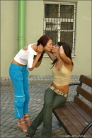Anna And Julia in Postcard From St. Petersburg gallery from MPLSTUDIOS by Alexander Fedorov - #1