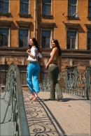 Anna And Julia in Postcard From St. Petersburg gallery from MPLSTUDIOS by Alexander Fedorov - #14