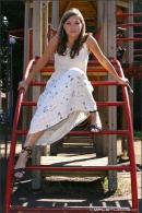 Mariya in Summer In The City gallery from MPLSTUDIOS by Alexander Fedorov - #13