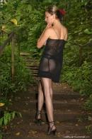 Mariya in Silk Stockings gallery from MPLSTUDIOS by Alexander Fedorov - #11