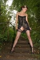 Mariya in Silk Stockings gallery from MPLSTUDIOS by Alexander Fedorov - #3