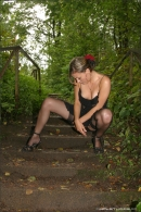 Mariya in Silk Stockings gallery from MPLSTUDIOS by Alexander Fedorov - #6