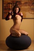 Karina in Red Velvet gallery from MPLSTUDIOS by Alexander Fedorov - #4