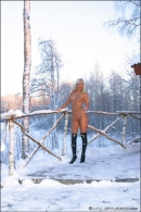 Mishel in Snow Angel gallery from MPLSTUDIOS by Alexander Fedorov - #2