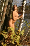 Sabina in Autumn Sun gallery from MPLSTUDIOS by Alexander Fedorov - #15
