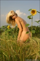 Natalya in Summer Flowers gallery from MPLSTUDIOS by Alexander Lobanov - #3