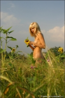 Natalya in Summer Flowers gallery from MPLSTUDIOS by Alexander Lobanov - #8