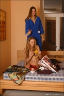 Ulia And Irina in Behind The Scenes gallery from MPLSTUDIOS by Alexander Fedorov - #11