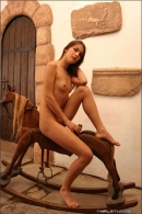 Ulia in Rocking Horse gallery from MPLSTUDIOS by Lebedev - #5