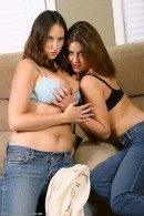 Shelbi & Mandy Miller in lesbian gallery from ATKARCHIVES - #12