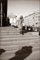 Svetlana in Street Chic gallery from MPLSTUDIOS by Alexander Fedorov - #10