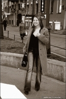 Svetlana in Street Chic gallery from MPLSTUDIOS by Alexander Fedorov - #15