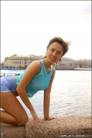 Anna in Postcard: Vasilevsky gallery from MPLSTUDIOS by Alexander Fedorov - #3