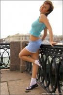 Anna in Postcard: Vasilevsky gallery from MPLSTUDIOS by Alexander Fedorov - #5