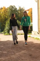 Nikol B & Sofia D in Young Lesbian Girls Toying Each Other gallery from CLUBSEVENTEEN - #2