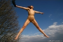 Alexandra in Jump! gallery from MPLSTUDIOS by Alexander Fedorov - #2