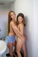 Marianne & Brandi in lesbian gallery from ATKARCHIVES - #14