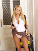 Renata in coeds in uniform gallery from ATKARCHIVES - #8