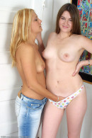 Elizabeth & Heather in lesbian gallery from ATKARCHIVES - #13