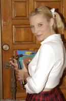 Krystal in coeds in uniform gallery from ATKARCHIVES - #1