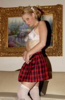 Krystal in coeds in uniform gallery from ATKARCHIVES - #3