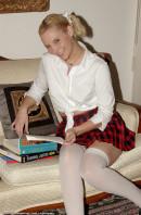 Krystal in coeds in uniform gallery from ATKARCHIVES - #8