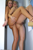 Holli & Sissy in lesbian gallery from ATKARCHIVES - #5