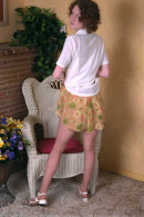 Karen in upskirts and panties gallery from ATKARCHIVES - #9
