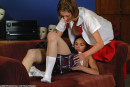 Ellie & Fara in lesbian gallery from ATKARCHIVES - #5