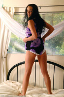 Monet in upskirts and panties gallery from ATKARCHIVES - #8