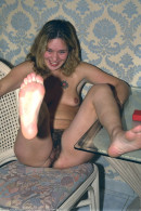 Anya in footfetish gallery from ATKARCHIVES - #2