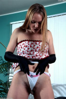 Marianne in upskirts and panties gallery from ATKARCHIVES - #2