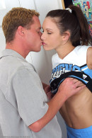 Taylor in blowjob gallery from ATKARCHIVES - #1