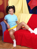 Jedda in upskirts and panties gallery from ATKARCHIVES - #1
