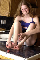 Maren in footfetish gallery from ATKARCHIVES - #8