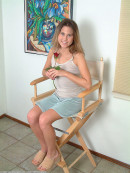 Marianne in upskirts and panties gallery from ATKARCHIVES - #8