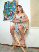 Marianne in upskirts and panties gallery from ATKARCHIVES - #9