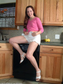 Harmony in upskirts and panties gallery from ATKARCHIVES - #10