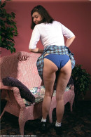 Christie in upskirts and panties gallery from ATKARCHIVES - #1