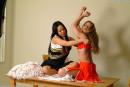Avila & Milla in footfetish gallery from ATKARCHIVES - #1